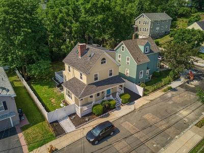 MA-Suffolk County Single Family Home For Sale: 32 Hillock Street
