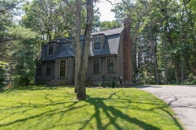 Plymouth Single Family Home For Sale: 25 Columbia Cir