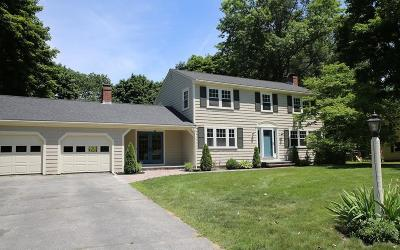 Stow Single Family Home Under Agreement: 28 Circuit Dr