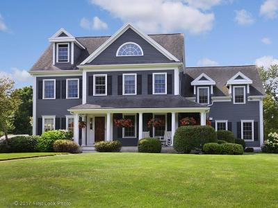 Wrentham Single Family Home Under Agreement: 30 Fox Run Rd