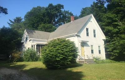 Pembroke Single Family Home For Sale: 333 High St