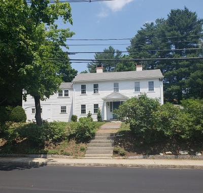 Needham Rental For Rent: 1479 Great Plain Avenue #1