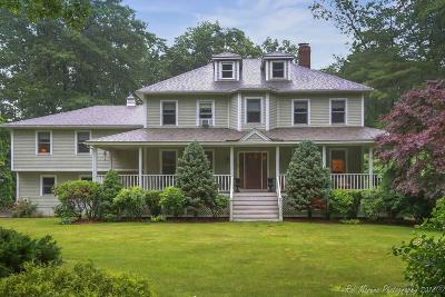 Methuen, Lowell, Haverhill Single Family Home For Sale: 51 Village Woods Rd