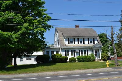 Abington Multi Family Home Under Agreement: 254 Washington Street