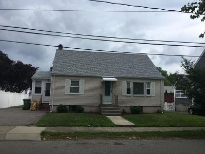 Watertown Single Family Home Under Agreement: 25 Sparkill St