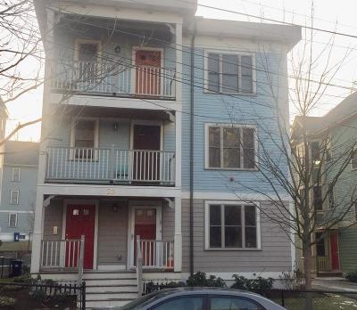 Boston MA Condo/Townhouse Price Changed: $512,900