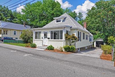 Dedham Single Family Home Contingent: 34 Berkeley Road