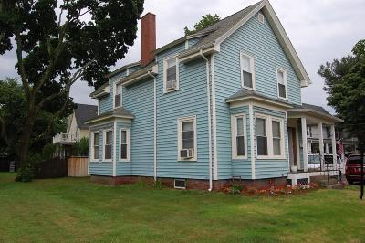 Wakefield Multi Family Home Under Agreement: 1064 Main