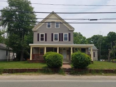 Brockton Multi Family Home For Sale: 126-128 Summer Street