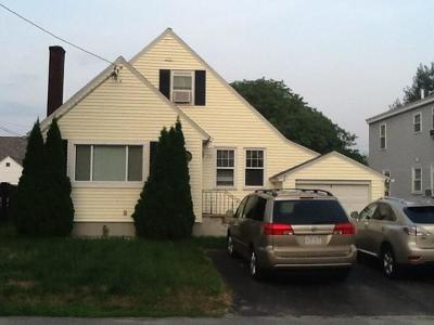 Methuen Single Family Home For Sale: 18 Ridge Rd