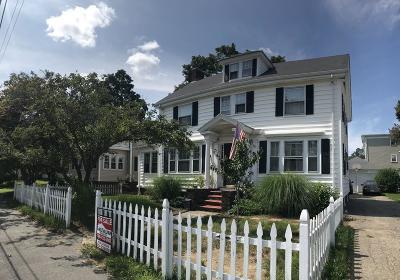 Taunton Single Family Home For Sale: 38 Cedar St.