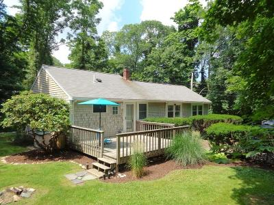 Cohasset MA Single Family Home For Sale: $359,000