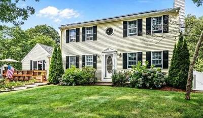 MA-Barnstable County Single Family Home For Sale: 93 Squibnocket Dr