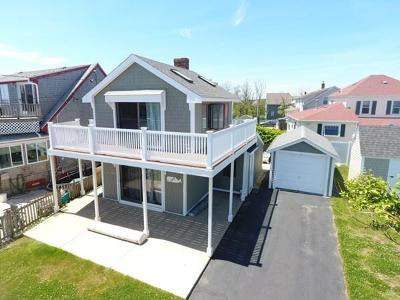Marshfield Single Family Home Under Agreement: 115 Ocean St