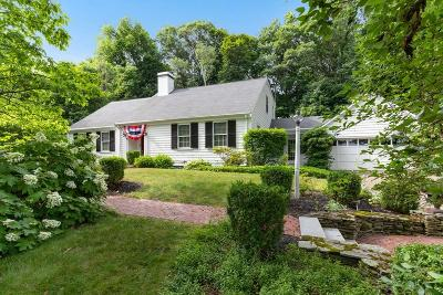 Hingham Single Family Home For Sale: 156 Lincoln St.