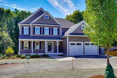 Burlington Single Family Home For Sale: 143 Bedford St