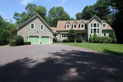 Lakeville Single Family Home For Sale: 1 Cranberry Lane