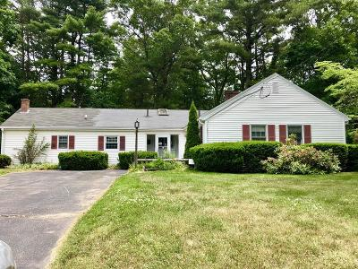 Mansfield Single Family Home For Sale: 490 Elm Street