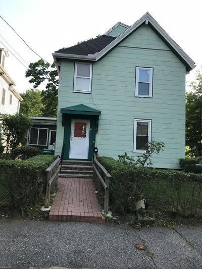 Medford Single Family Home For Sale: 11 Sharon Street