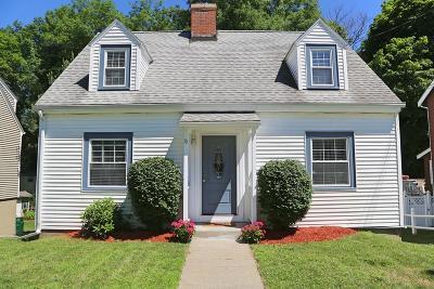 Arlington MA Single Family Home For Sale: $679,000