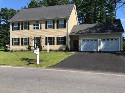 Plymouth Single Family Home For Sale: 11 Whispering Pines