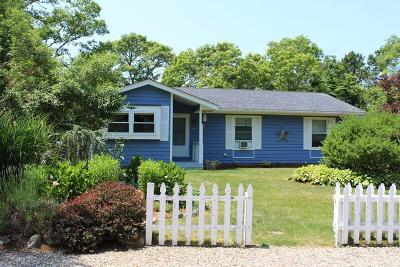Falmouth Single Family Home For Sale: 82 Rockledge Drive
