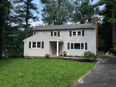 Reading Single Family Home For Sale: 8 Scout Hill Lane