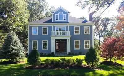 Belmont Single Family Home For Sale: 356 Marsh Street