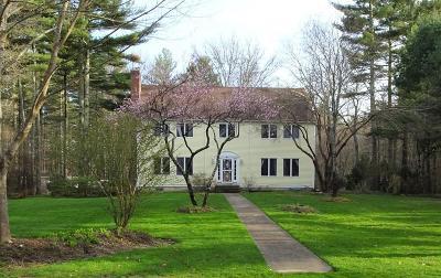 Middleboro Single Family Home For Sale: 6 Indian Meadow Road