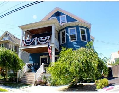Peabody Multi Family Home For Sale: 19 Perkins St