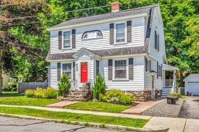 Methuen Single Family Home Contingent: 12 Pleasant Cir