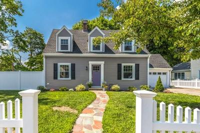 Waltham Single Family Home Under Agreement: 138 Warren St