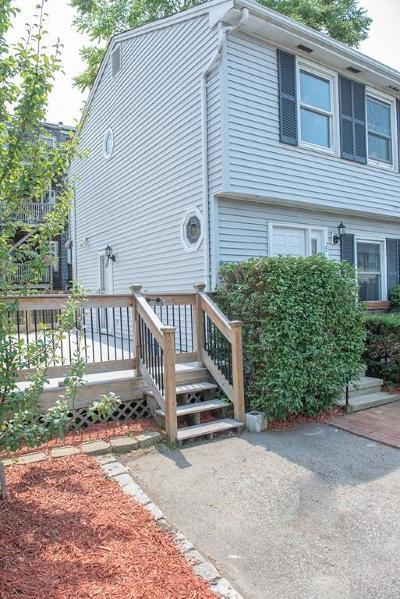 Boston Single Family Home For Sale: 22 Barnard Pl