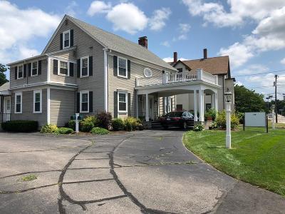 Attleboro Multi Family Home For Sale: 160 Park St
