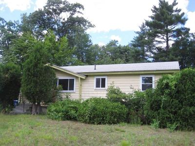 Billerica Single Family Home Contingent: 5 Nolte