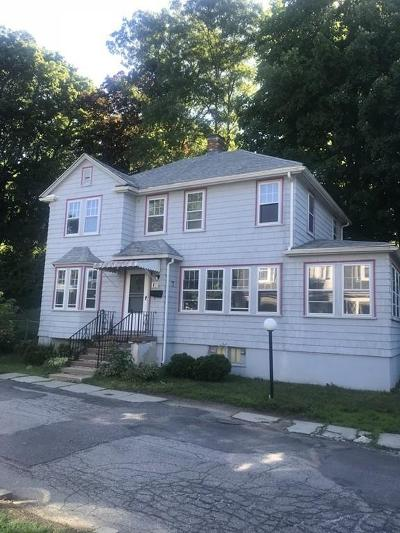 Watertown MA Single Family Home Under Agreement: $735,000