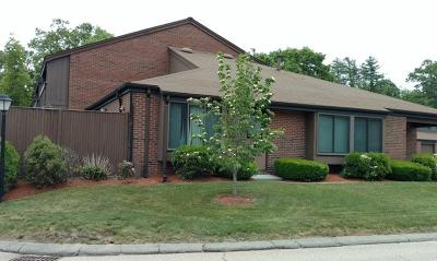 Stoughton Condo/Townhouse Under Agreement: 281 Greenbrook Drive #281
