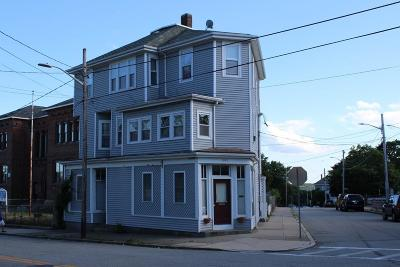 Fall River Multi Family Home Extended: 1951 Pleasant St