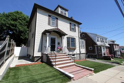 Boston Single Family Home For Sale: 47 Charlemont