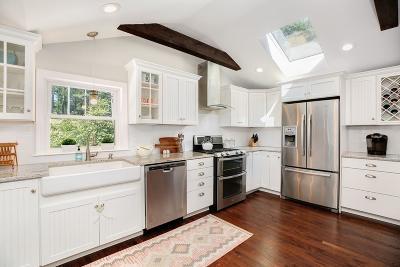 Marshfield Single Family Home For Sale: 160 Grove St