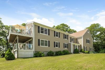MA-Barnstable County Single Family Home For Sale: 527 Currier Rd