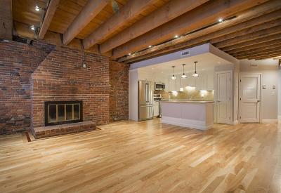 Condo/Townhouse For Sale: 130 Fulton Street #10