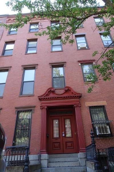 Boston Single Family Home Under Agreement: 304 Shawmut Avenue #SF