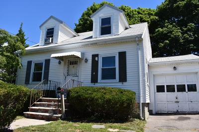 Quincy Single Family Home For Sale: 134 Madison Ave