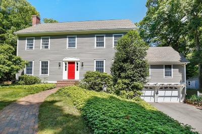 Milton Single Family Home For Sale: 7 Stonehill Ln