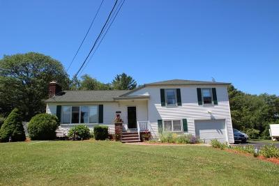 Methuen, Lowell, Haverhill Single Family Home Under Agreement: 294 Oak St