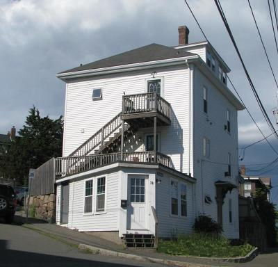 Gloucester MA Multi Family Home For Sale: $339,900