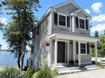 Wareham Rental For Rent: 49 Oak Street Waterfront (Winter)