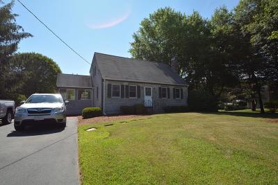 East Bridgewater Single Family Home For Sale: 63 Lori Lane