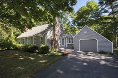 Pembroke Single Family Home Under Agreement: 24 Chestnut Rd